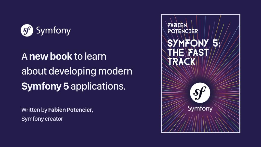 Книга о Symfony 5